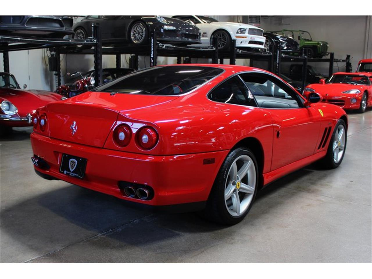 Large Picture of '03 575 located in San Carlos California - $109,995.00 Offered by San Francisco Sports Cars - QTEK