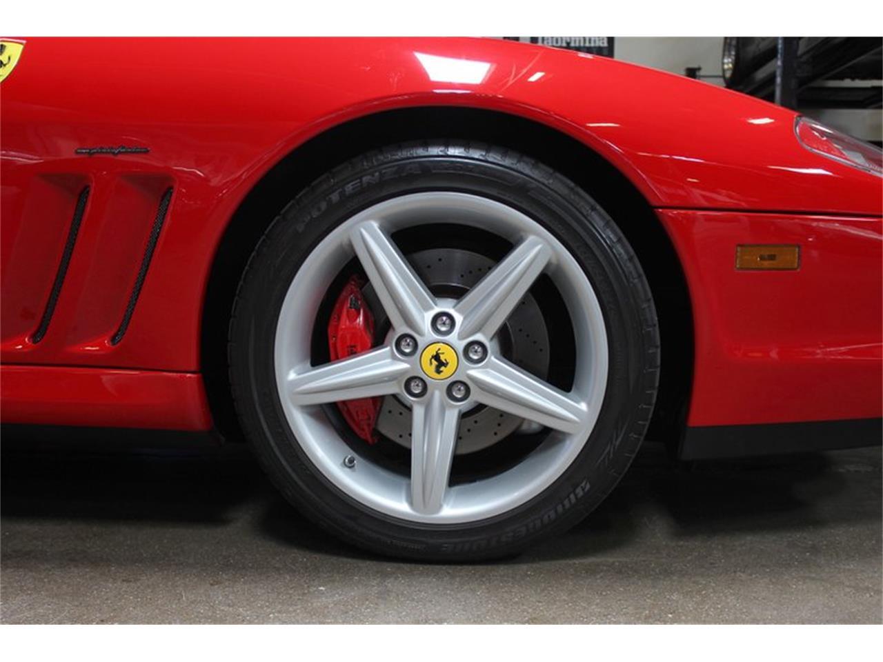Large Picture of '03 Ferrari 575 - $109,995.00 - QTEK