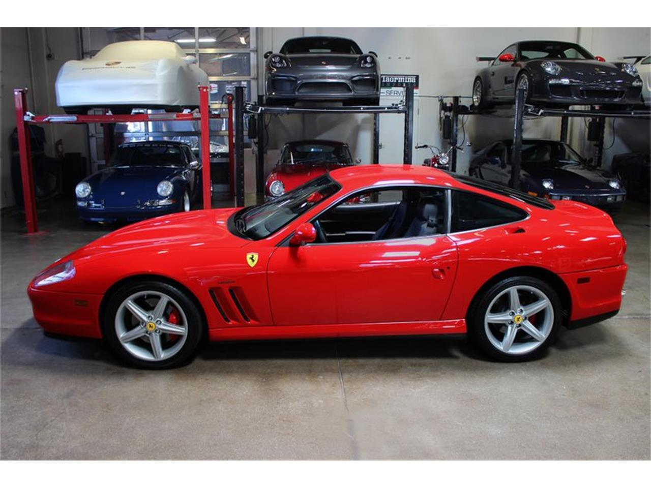 Large Picture of 2003 575 located in San Carlos California - $109,995.00 Offered by San Francisco Sports Cars - QTEK