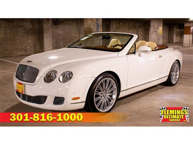 Picture of '10 Bentley Continental - $87,990.00 - QTEW