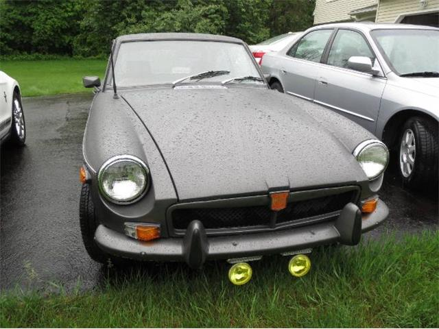 Picture of '74 MGB - QSLI