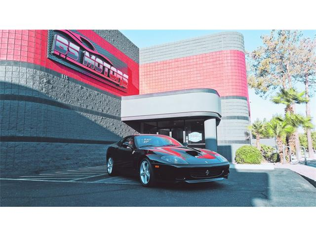 Picture of 2003 Ferrari 575 - $114,900.00 Offered by  - QTF3