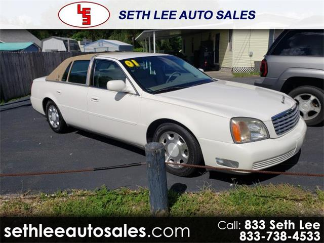Picture of '01 Cadillac DeVille Offered by  - QTFN