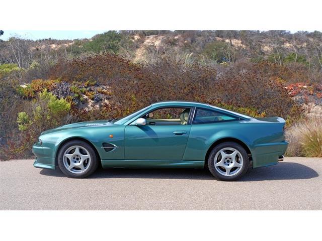2000 Aston Martin Vantage