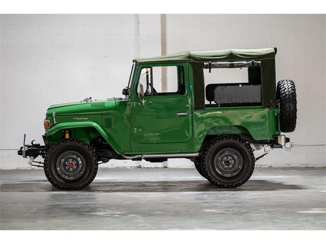 Picture of 1982 Toyota Land Cruiser FJ located in Mississippi Auction Vehicle Offered by  - QTFX