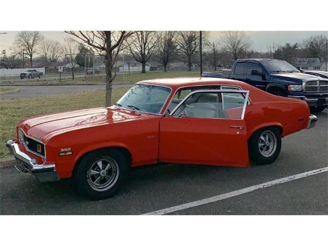 Picture of '74 Chevrolet Nova - $9,395.00 - QSLM