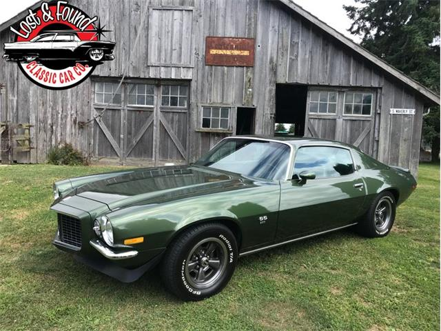 Picture of '72 Camaro - QTHS
