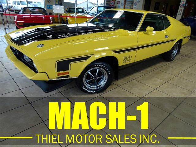 Picture of '71 Mustang - QTHV