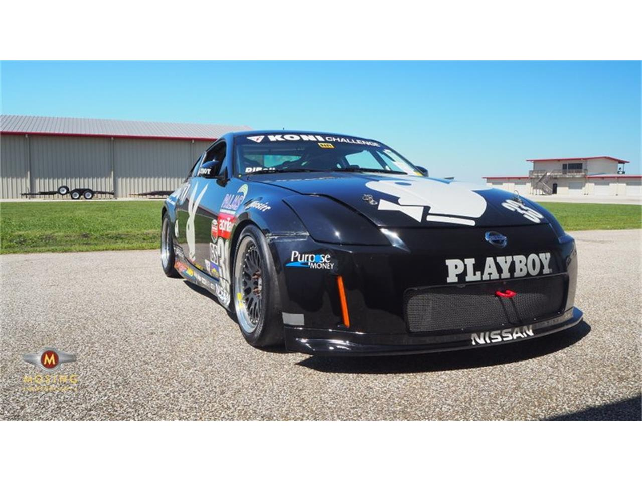 Large Picture of '03 350Z - QTIC