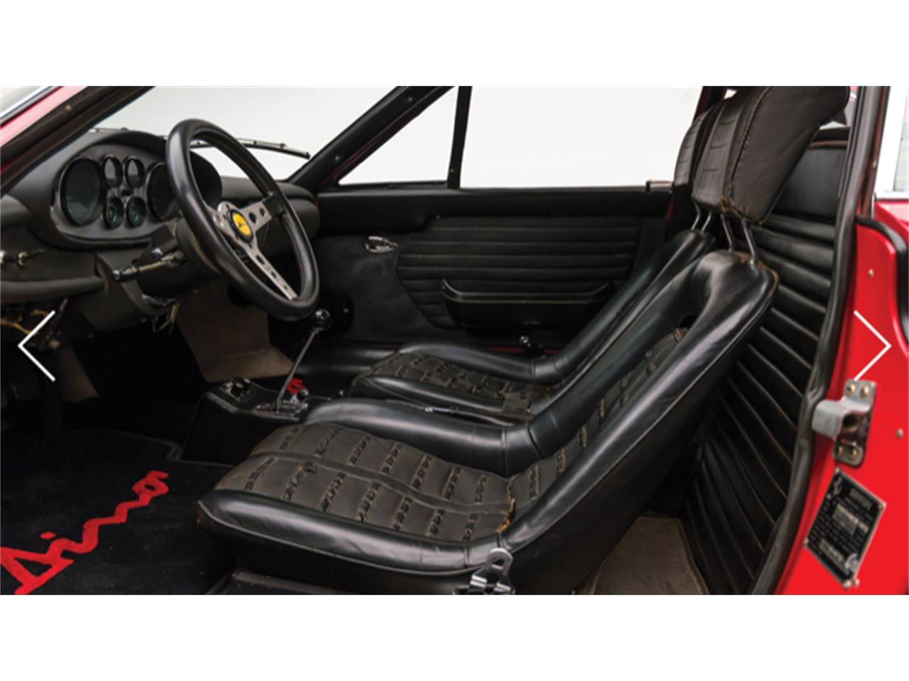 Large Picture of '72 246 GT - QTIO