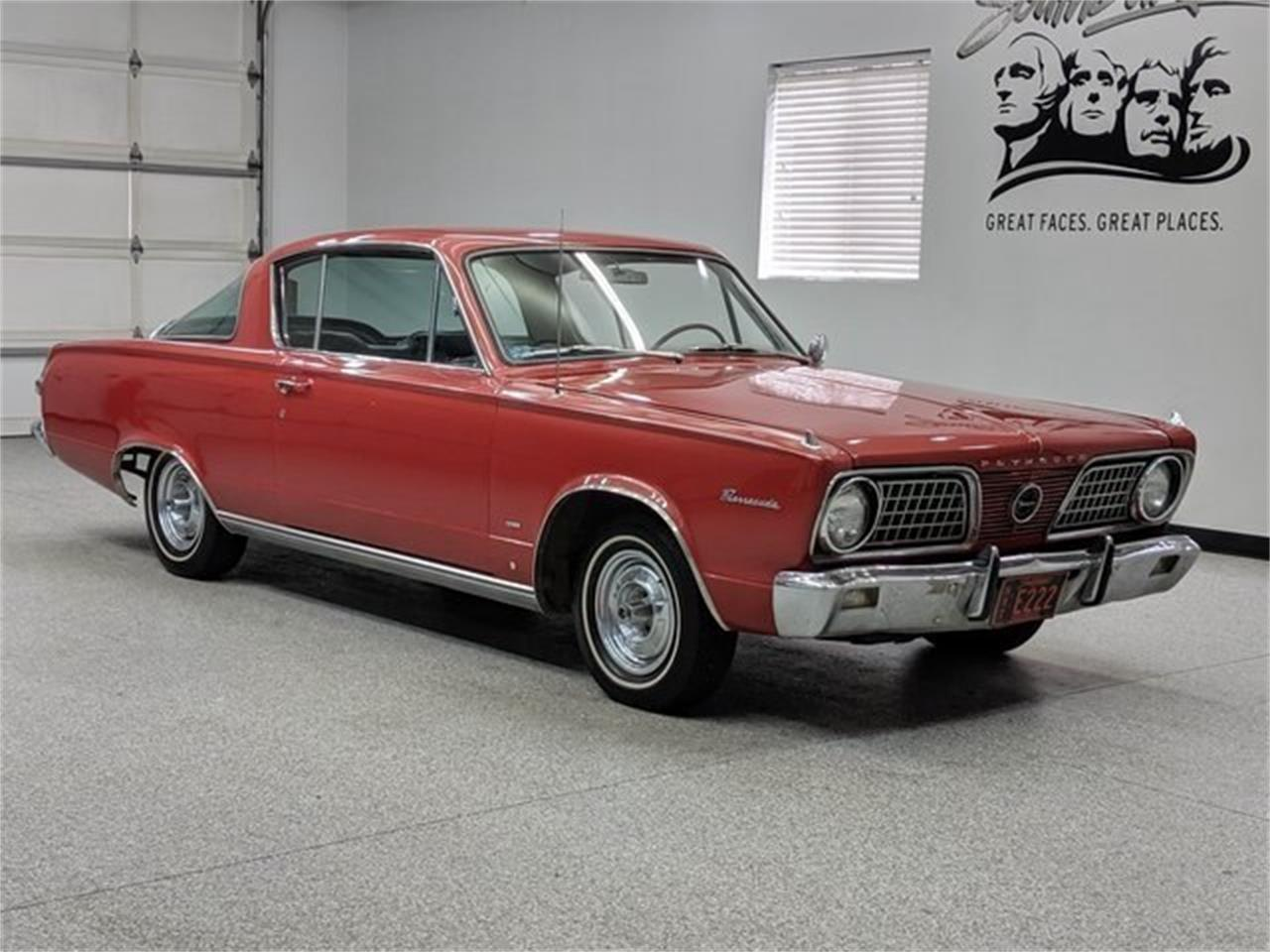 Large Picture of '66 Barracuda - QTIR