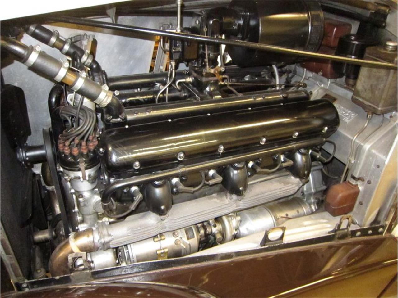 Large Picture of '36 Phantom - QTIV
