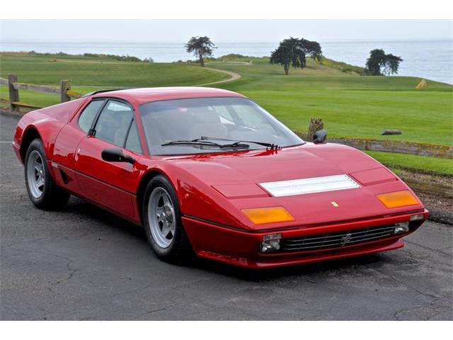 1982 Ferrari 512