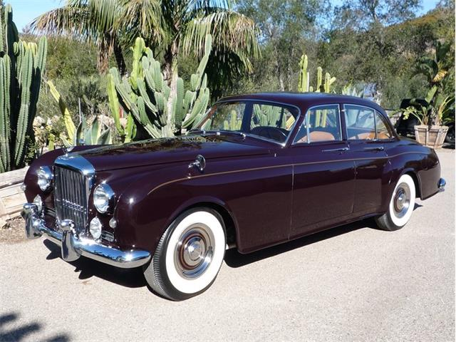 Picture of Classic '61 Bentley S2 located in California Offered by  - QTIY