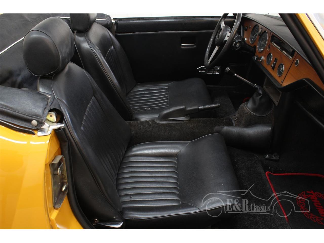 Large Picture of '74 Spitfire - QTJF