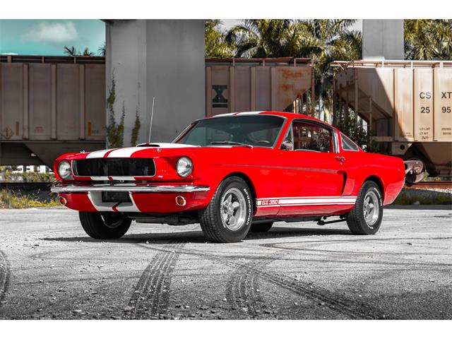 Picture of Classic 1965 Mustang located in Fort Lauderdale Florida - $48,000.00 Offered by  - QTJS
