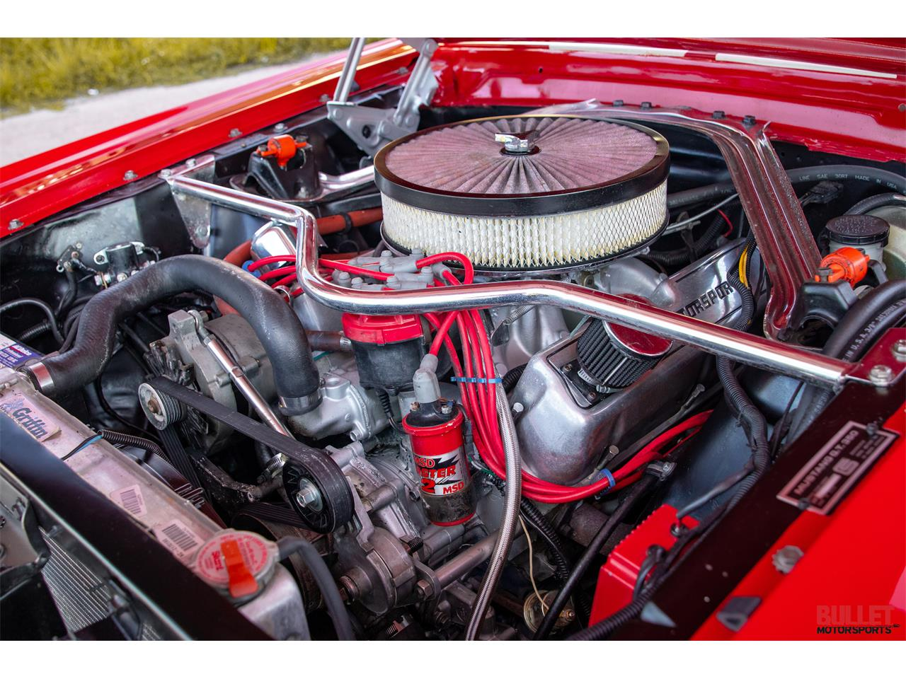 Large Picture of '65 Mustang - QTJS