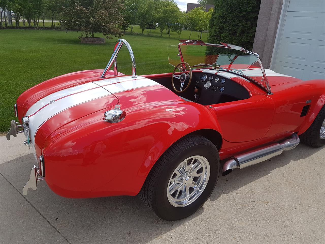 Large Picture of '66 Cobra Replica - QTKB