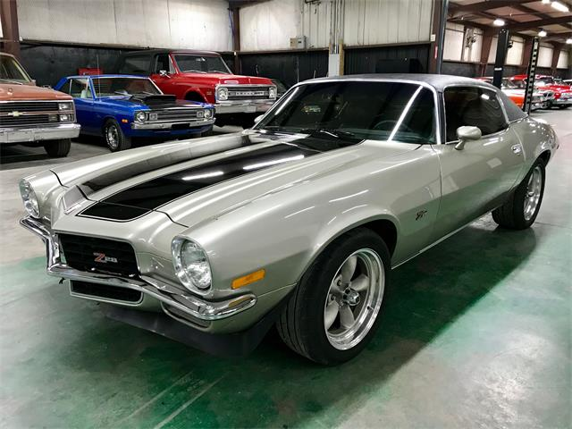 Picture of '73 Camaro Z28 - QTKS