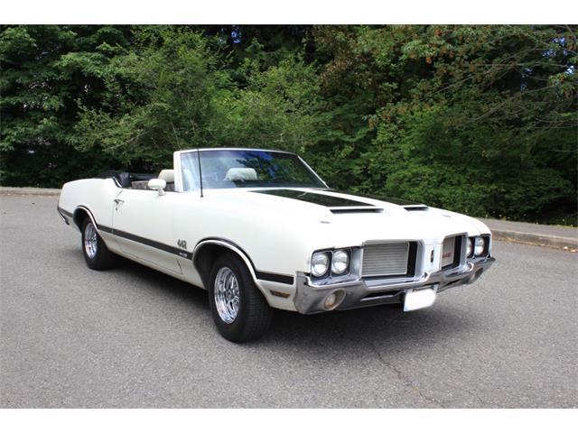 Picture of Classic 1972 442 located in Tacoma Washington - QTL2