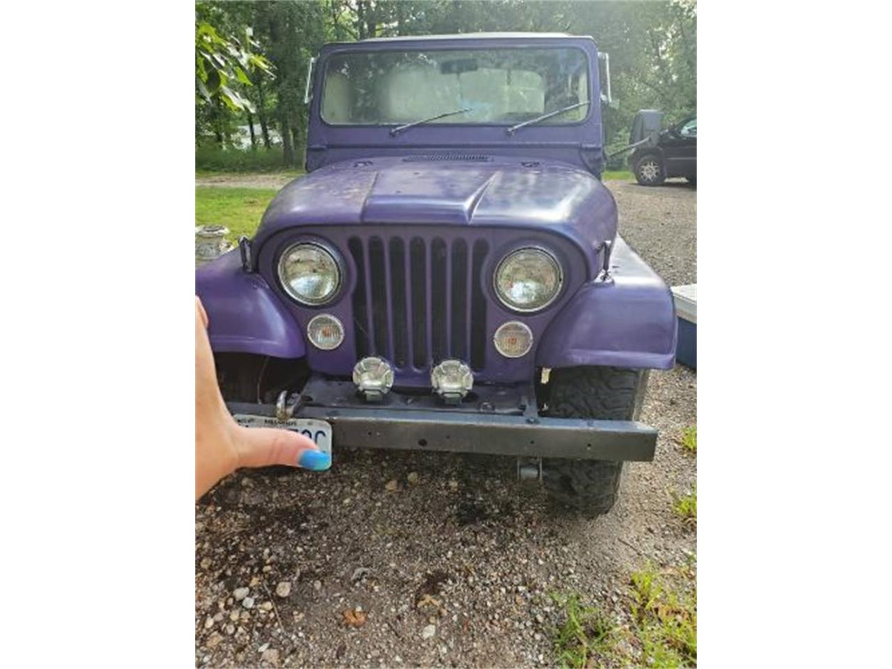 Large Picture of '78 CJ5 - QSM5