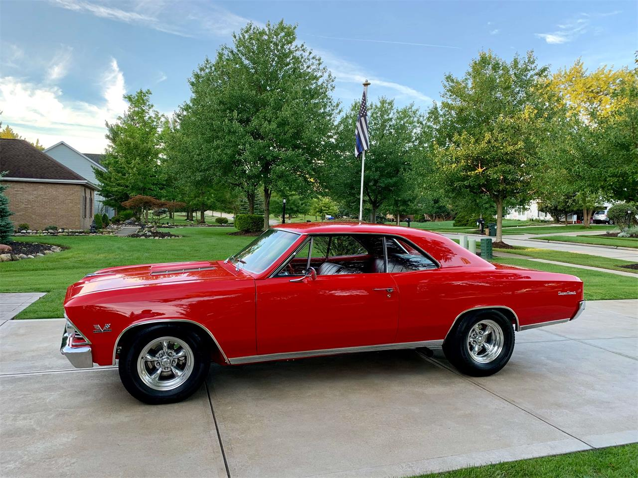 Large Picture of '66 Chevelle SS - QTLK