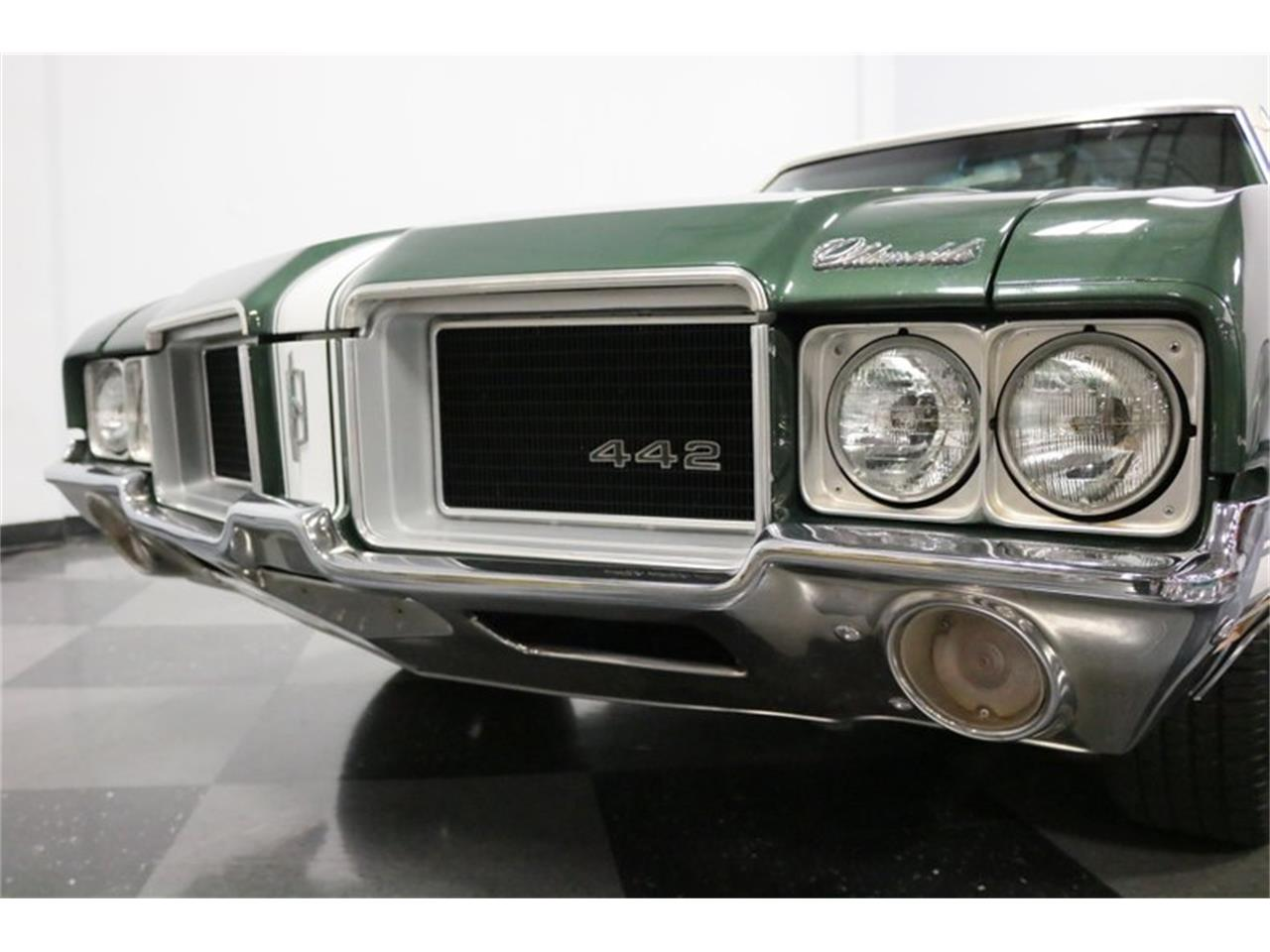 Large Picture of '71 Oldsmobile 442 Offered by Streetside Classics - Dallas / Fort Worth - QTLT