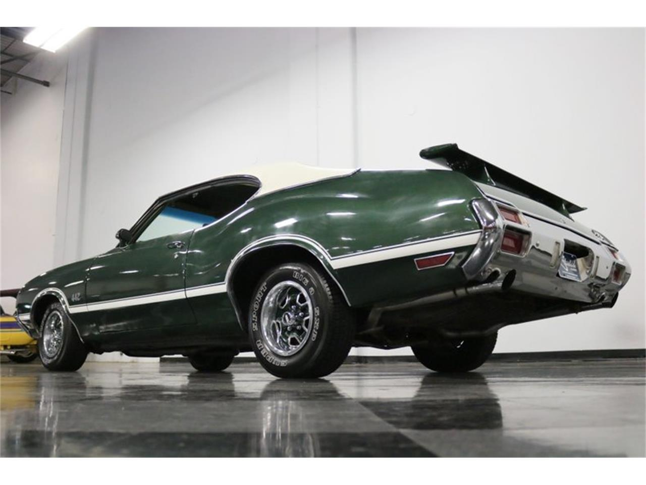 Large Picture of Classic 1971 Oldsmobile 442 - QTLT