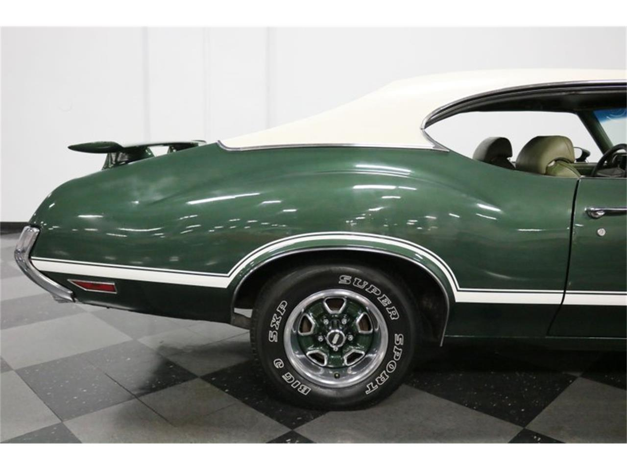 Large Picture of Classic 1971 Oldsmobile 442 located in Ft Worth Texas - $34,995.00 - QTLT
