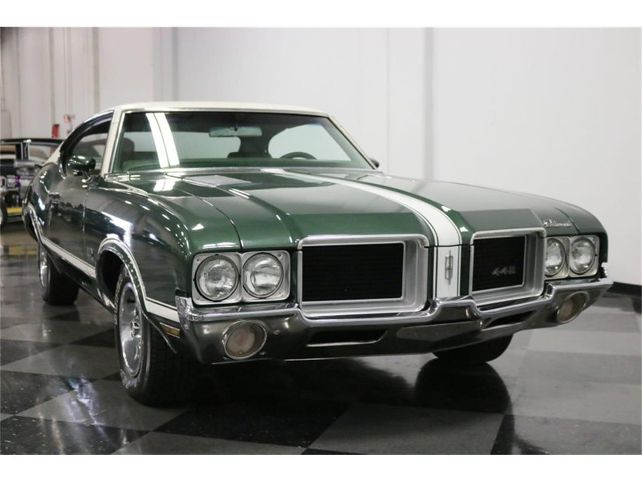 Large Picture of Classic 1971 Oldsmobile 442 located in Texas - $34,995.00 Offered by Streetside Classics - Dallas / Fort Worth - QTLT