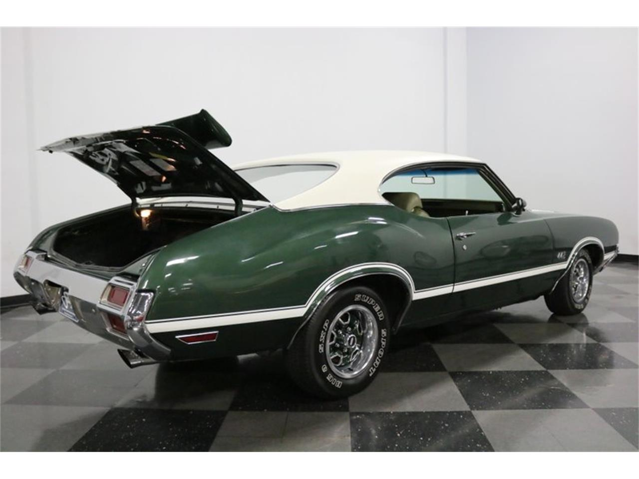 Large Picture of Classic '71 Oldsmobile 442 Offered by Streetside Classics - Dallas / Fort Worth - QTLT