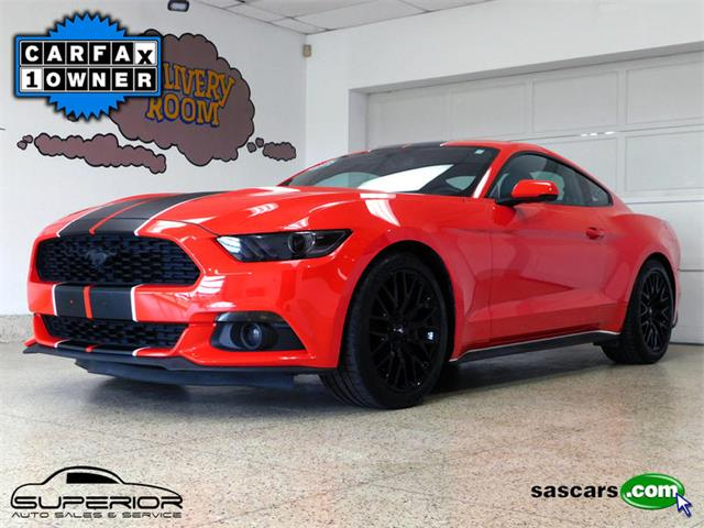 Picture of '15 Mustang - QTML