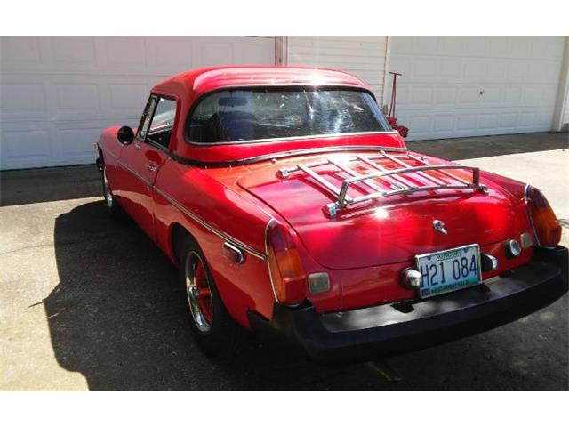 Picture of '78 MGB - QSMD