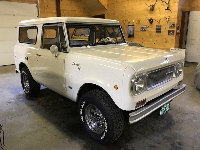 Picture of '69 Scout 800A - QSMF