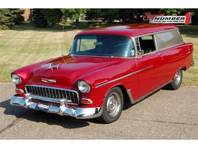 Picture of '55 Sedan - QTP3