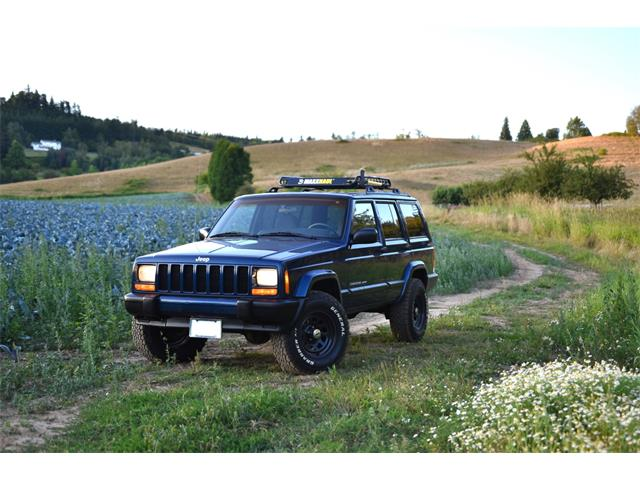 Picture of '01 Cherokee - QTP8