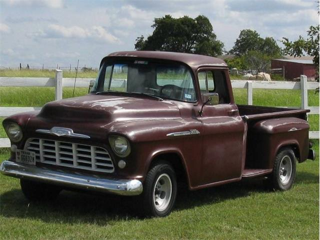 Picture of '56 Chevrolet Pickup located in Cadillac Michigan - $10,995.00 Offered by  - QSMK