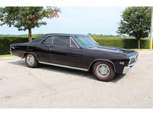 Picture of 1967 Chevrolet Chevelle located in Florida - $57,555.00 Offered by  - QTPL