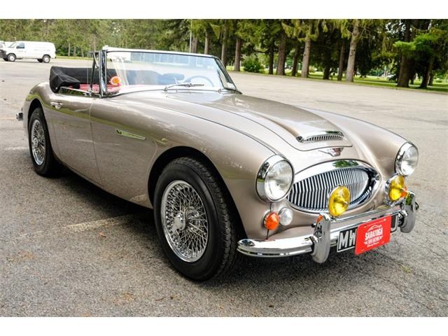 Picture of Classic 1967 Austin-Healey BJ8 - QSML