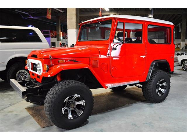 Picture of Classic 1971 FJ Cruiser Auction Vehicle Offered by  - QTQ2