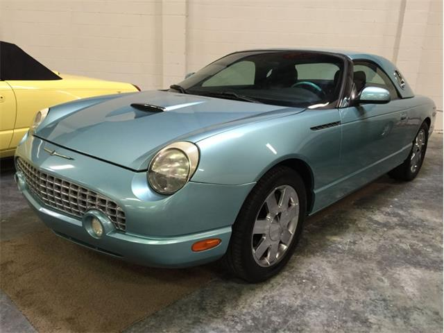 Picture of '02 Thunderbird located in Brandon Mississippi Auction Vehicle - QTQC