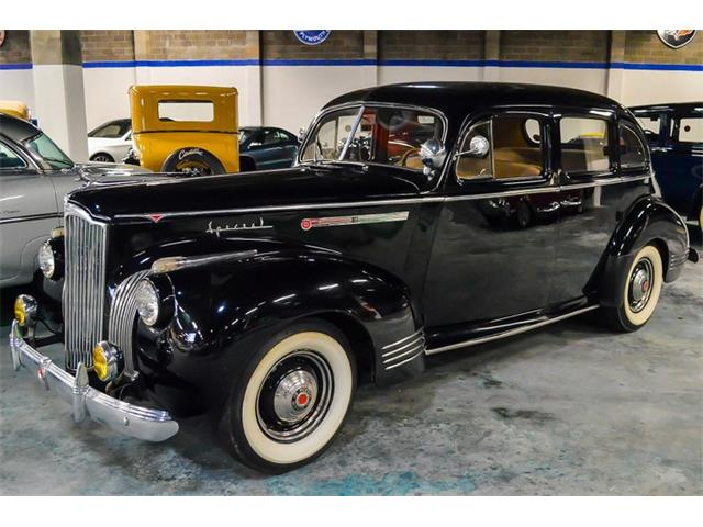 Classic Packard for Sale on ClassicCars com on ClassicCars com