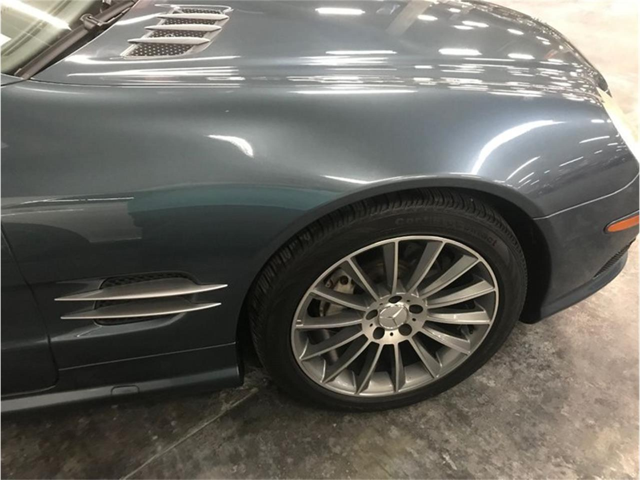 Large Picture of 2004 Mercedes-Benz SL-Class Auction Vehicle Offered by Auction Assets Group - QTQQ