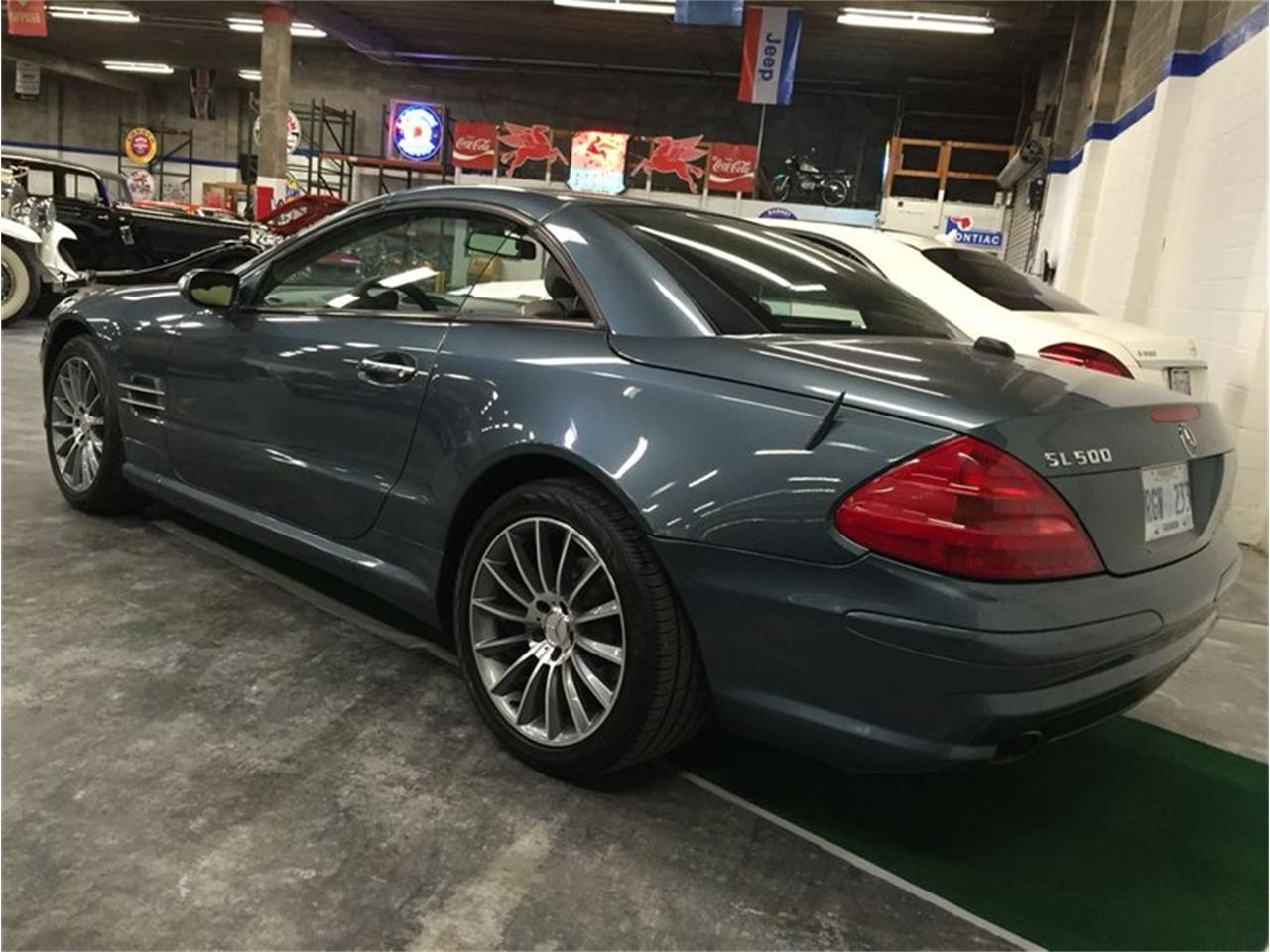Large Picture of 2004 Mercedes-Benz SL-Class located in Brandon Mississippi - QTQQ