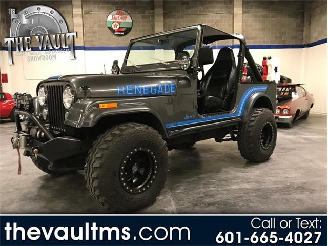 Classic Jeeps For Sale >> Classic Jeep For Sale On Classiccars Com On Classiccars Com