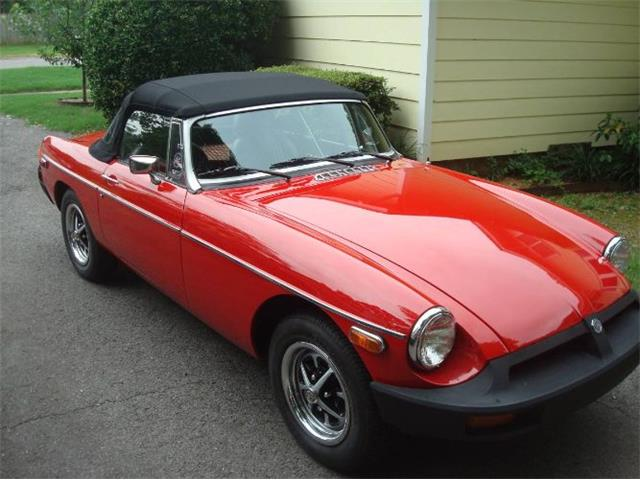 Picture of '77 MGB - QSMP