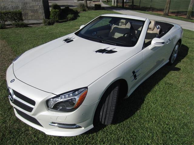 Picture of '14 SL550 - QTR4