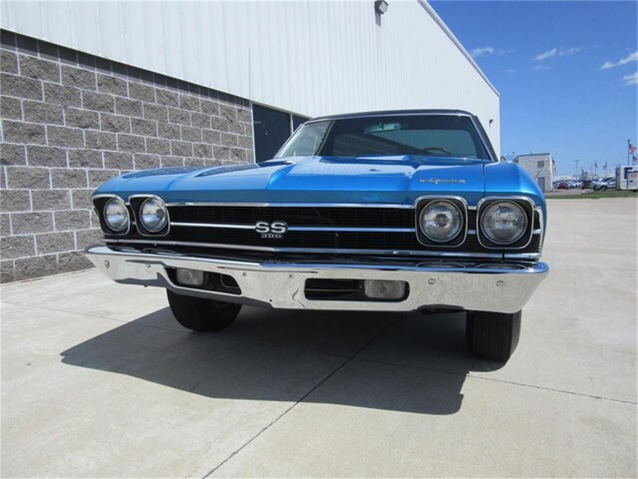 Large Picture of Classic 1969 El Camino located in Greenwood Indiana - $38,500.00 Offered by Ray Skillman Classic Cars - QTRB