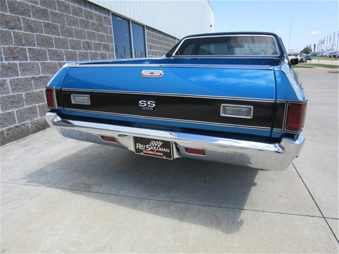 Large Picture of Classic 1969 Chevrolet El Camino - $38,500.00 Offered by Ray Skillman Classic Cars - QTRB