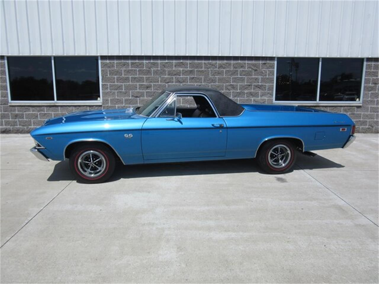 Large Picture of 1969 El Camino located in Indiana - $38,500.00 - QTRB